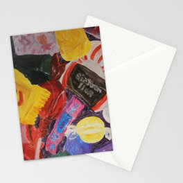 Reject Candy Stationery Cards