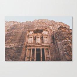 Petra IV Canvas Print