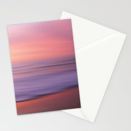 Soft Blushing Sky Stationery Cards