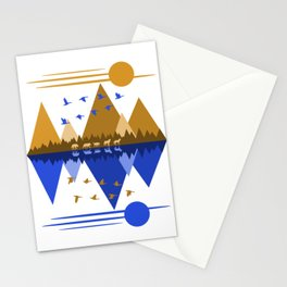 Wolfpack Passage #7 Stationery Cards