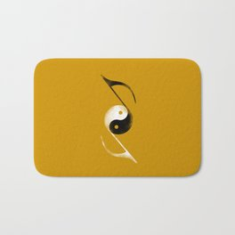 balance music Bath Mat