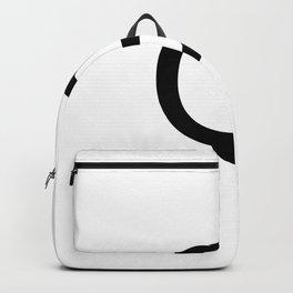 Scrabble Lettre G Letter Backpack