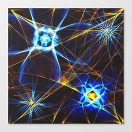 Undefined Morphism  Canvas Print
