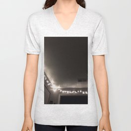 Saturday night lights Unisex V-Neck