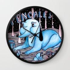 THE PENCALS Wall Clock