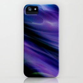 Purple Conception iPhone Case