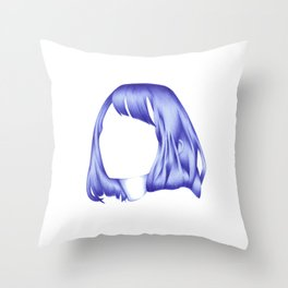 who II Throw Pillow