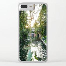 Tiergarten Clear iPhone Case