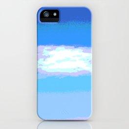 Cloud II iPhone Case