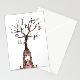 The Knitting Tree Stationery Cards