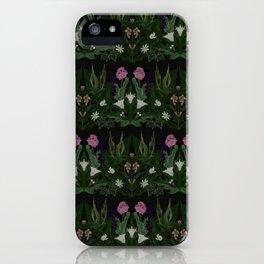 The Poison Garden - Datura iPhone Case