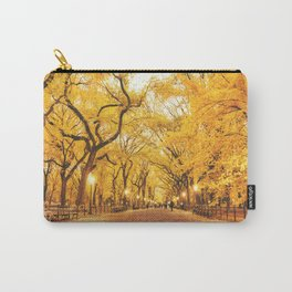 New York City Autumn Carry-All Pouch
