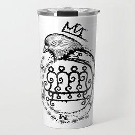Hail King Paimon! Travel Mug