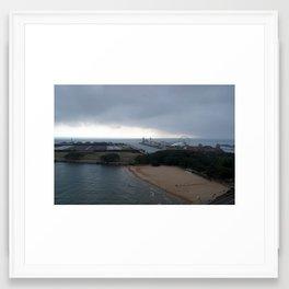 Navy Pier, Chicago Framed Art Print