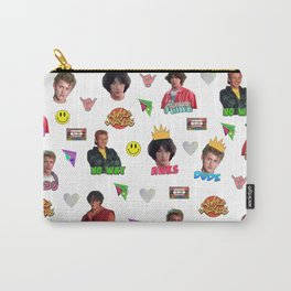 Bill & Ted collage Carry-All Pouch