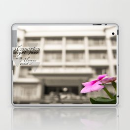 Memories always exist Laptop & iPad Skin