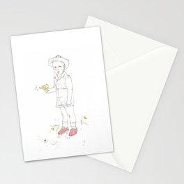 Yippee ki-yay, motherfucker Stationery Cards