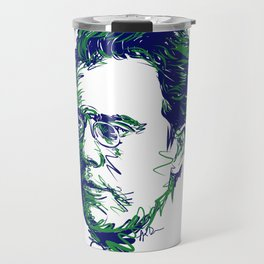 Gustav Mahler Travel Mug