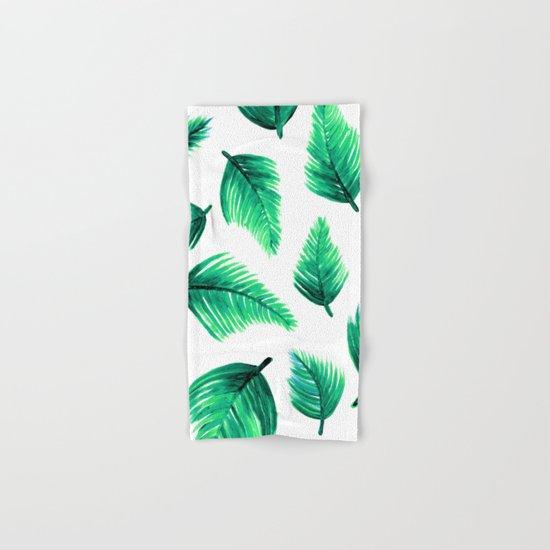 minimalist pattern Hand & Bath Towel