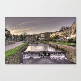 Dawlish Water Canvas Print