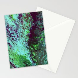 Sea Glow Stationery Cards