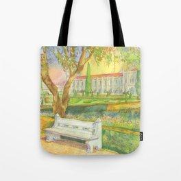 garden. jardim Tote Bag