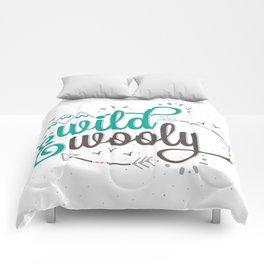 Wild & Wooly I Comforters