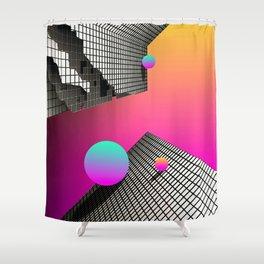 TILT & SHIFT Shower Curtain