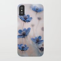 cosmos iPhone & iPod Cases featuring Cosmos by Mandy Disher