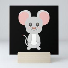 Mouse Mini Art Print