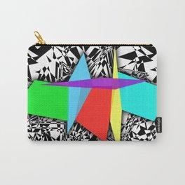 Color Sculpture Carry-All Pouch