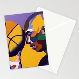 One With The Game Stationery Cards