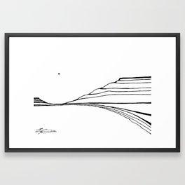 Landscape 110513 Framed Art Print