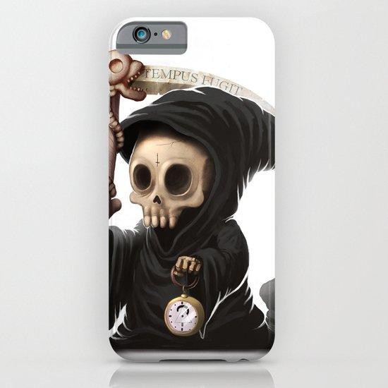 Tempus Fugit iPhone & iPod Case