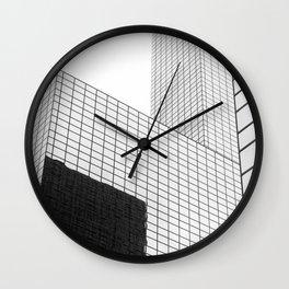 Grid... Wall Clock