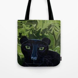 Do Panthers Fly? Tote Bag