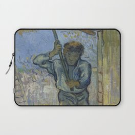 The Thresher (after Millet) Laptop Sleeve