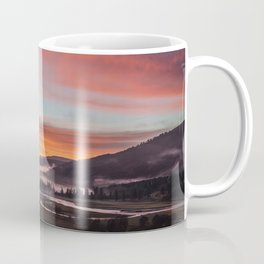 Smokey Dusk Valley Coffee Mug