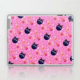 Chibi Moon Pattern / Sailor Moon Laptop & iPad Skin