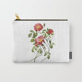 Flower in the Hand II Carry-All Pouch