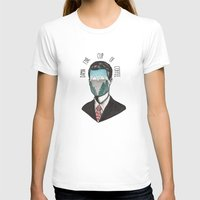 dale cooper T-shirts featuring Agent Dale Cooper by Ryan M Whiteley