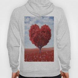 Tree heart Hoody