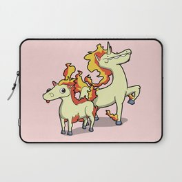 Pokémon - Number 77 & 78 Laptop Sleeve