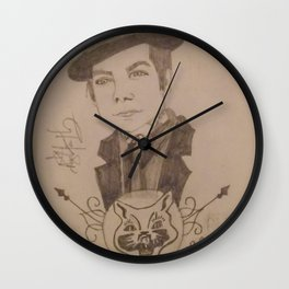 Dan Smith. Wall Clock