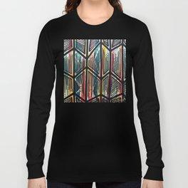 Jaded Jagged Long Sleeve T-shirt