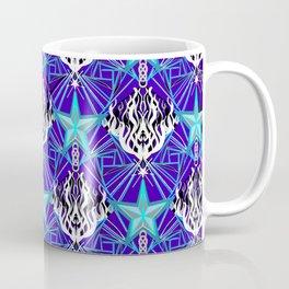 Starfire Kaleidoscope (Meteor Ice Storm) Coffee Mug