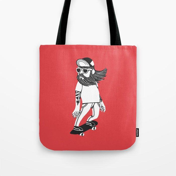 Longbearded Tote Bag