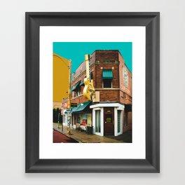 Sunny Side of Sun Studios Framed Art Print