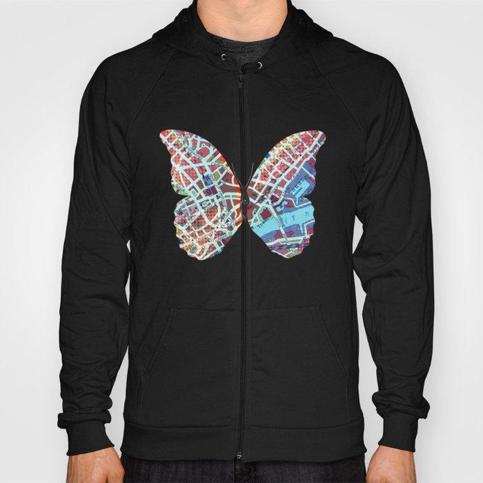 Ways of the Butterflies 1 Hoody