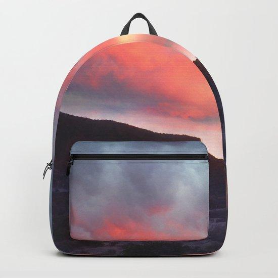 Magical Sunset III Backpack